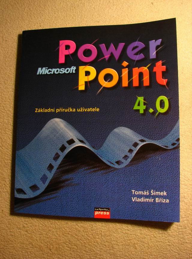 Microsoft Poser Point 4.0